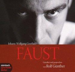 Johann Wolfgang Goethe Gestaltet Und Gesprochen Von Rolf Günther - Faust (Audiobook) (4CD)