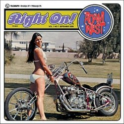 Adam West - Right On! (CD)