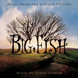 Danny Elfman - Big Fish (Music From The Motion Picture) (CD)
