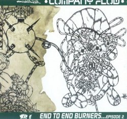 Company Flow - End To End Burners... Episode 2 (Maxi-CD)