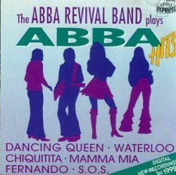 Abba Revival Band - Thank You For The Music (CD)