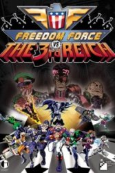 Freedom Force vs the 3rd Reich (PC-CD)