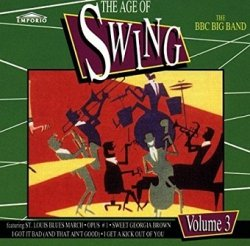 Age of Swing Volume 3 (CD)