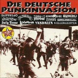 Die Deutsche Punkinvasion (CD)