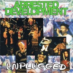 Arrested Development - Unplugged  (CD)