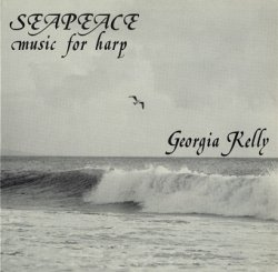 Georgia Kelly - Seapeace (Music For Harp) (LP)