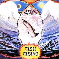 Steve Hillage - Fish Rising (LP)