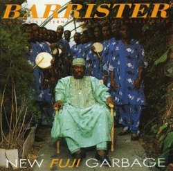 Barrister - New Fuji Garbage (CD)