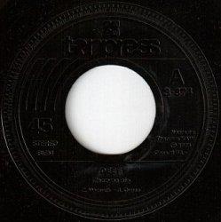 Deef - Zaczyna Się / Diament Kraje Diament (7'')