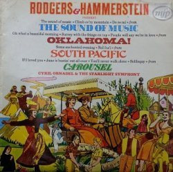 Cyril Ornadel And The Starlight Symphony - Rodgers & Hammerstein Present (LP)