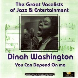 Dinah Washington - You Can Depend On Me (2CD)
