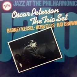 Jazz At The Philharmonic - The Oscar Peterson Trio Set (LP)