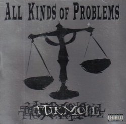 All Kinds Of Problems - Turmoil (CD)