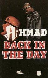 Ahmad - Back In The Day (Maxi-MC)