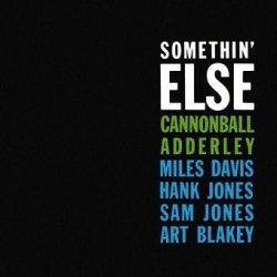 Cannonball Adderley - Somethin' Else (CD)