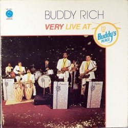 Buddy Rich - Very Live At Buddy's Place (LP)