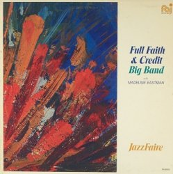 Full Faith & Credit Big Band - Jazzfaire (LP)