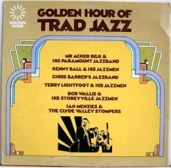 Golden Hour Of Trad Jazz (LP)