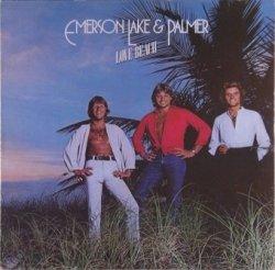 Emerson, Lake & Palmer - Love Beach (LP)