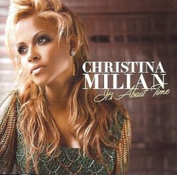 Christina Milian - It's About Time (CD)