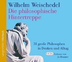 Langen Muller Horbuch - Wilhelm Weischedel Die Philospohische Hintertreppe (Audiobook) (6CD)