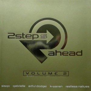 2 Steps Ahead Volume 2 (2CD)