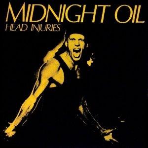 Midnight Oil - Head Injuries (LP)