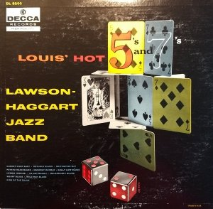 Lawson-Haggart Jazz Band - Louis' Hot 5's And 7's (LP)