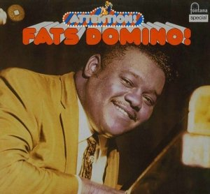 Fats Domino - Attention! Fats Domino! (LP)