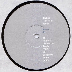 Rochus - High Noon (Remix) (12'')