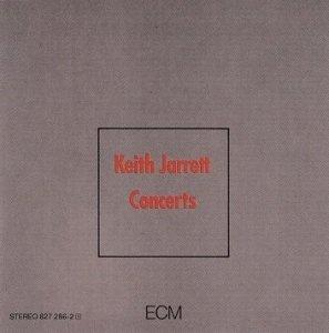 Keith Jarrett - Concerts (CD)