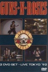 Guns N' Roses - Live Tokyo '92 (2DVD)
