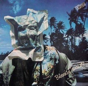 10cc - Bloody Tourists (LP)