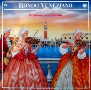 Rondo´ Veneziano - Fantasia Veneziana (LP)