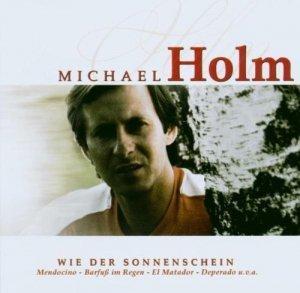 Michael Holm - Wie Der Sonnenschein (CD)