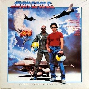 Iron Eagle (Original Motion Picture Soundtrack) (LP)