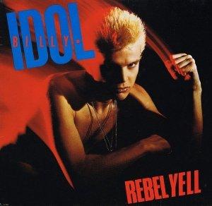 Billy Idol - Rebel Yell (LP)