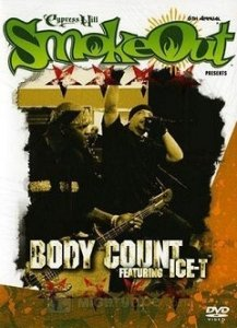 Body Count Featuring Ice-T - Smokeout Festival Presents (DVD)
