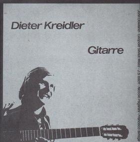 Dieter Kreidler - Gitarre (LP)
