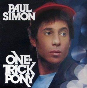 Paul Simon - One-Trick Pony (LP)