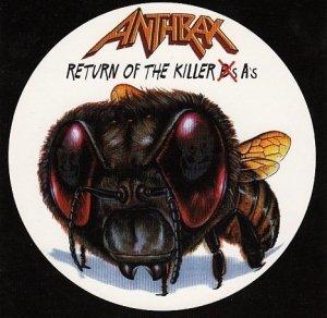 Anthrax - Return Of The Killer A's (CD)