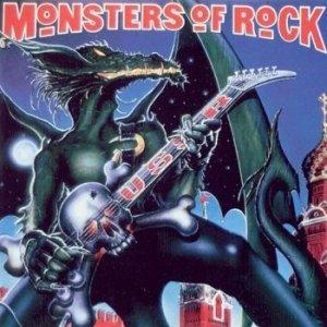 Monsters Of Rock USSR (CD)