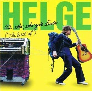 Helge Schneider - 22 Sehr, Sehr Gute Lieder (The Best Of) (CD)
