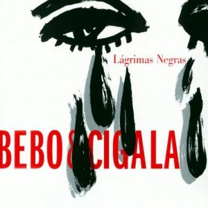 Bebo & Cigala - Lágrimas Negras (CD)
