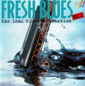 Fresh Blues - The Inak Blues Connection Vol. 2 (CD)