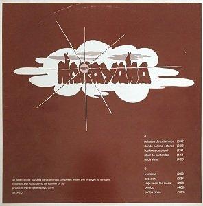Narayana - Narayana (LP)