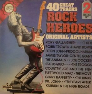 Rock Heroes (2LP)