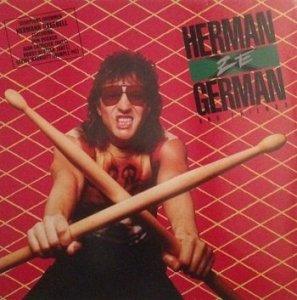 Herman Rarebell - Herman Ze German And Friends (LP)