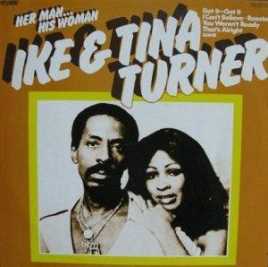 Ike & Tina Turner - Her Man... His Woman (LP)