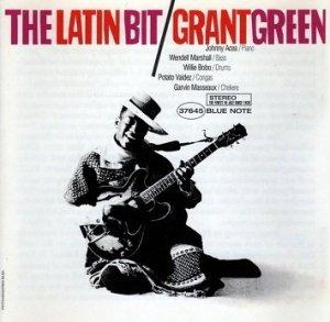 Grant Green - The Latin Bit (CD)